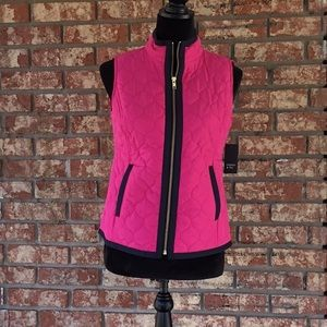 NWT Crown & Ivy Vest Size PS